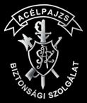Acélpajzs Vagyonvédelmi Őrző-Védő Kft.